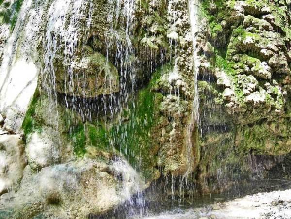 гибеусский водопад